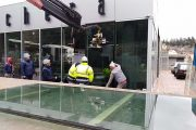 Sustitución de Vidrios de seguridad